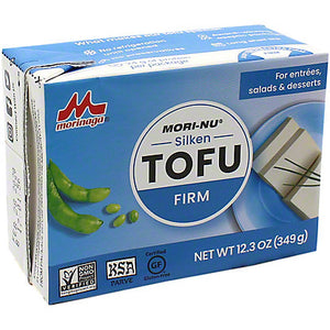 MORI-NU TOFU FIRM BLUE 12.3OZ