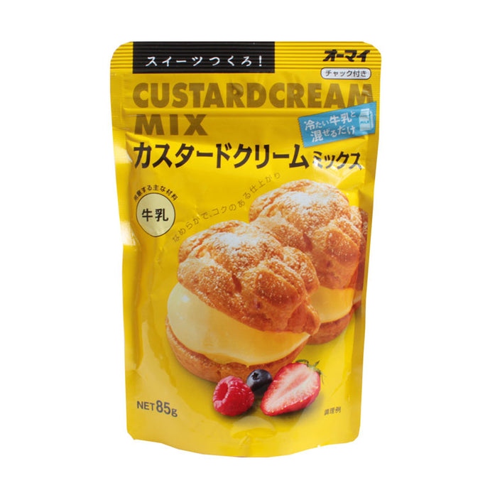 CUSTARD CREAM MIX 85G
