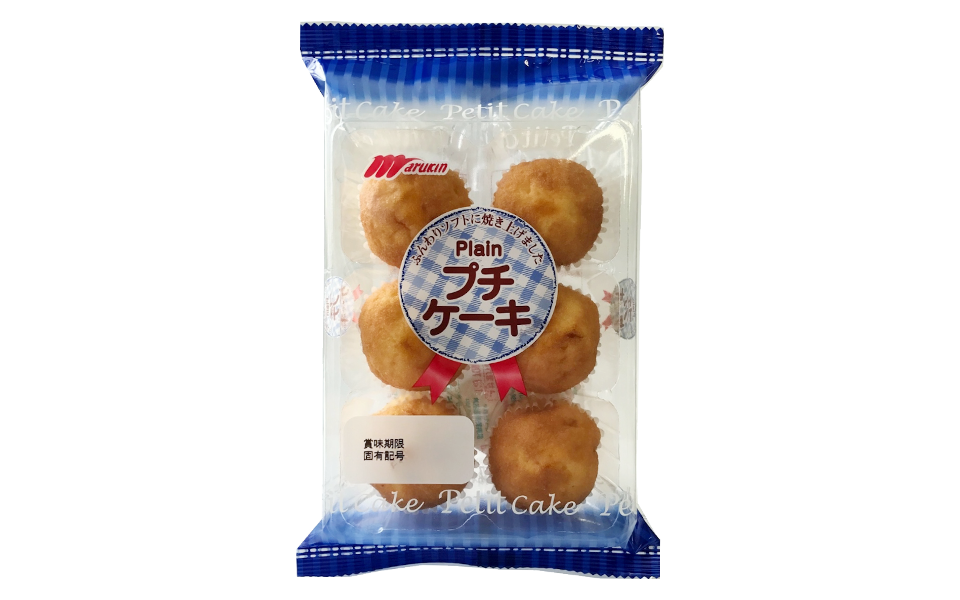 MARUKIN BAKED MINI MUFFIN 6P