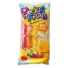 MARUGO POKKIN FRUITS ICE POP BAR 20FL