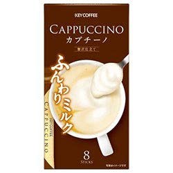 KEE COFFEE CAPPUCCINO 8 STICK 42GR
