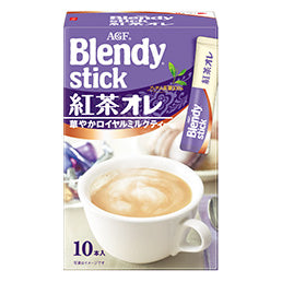 BLENDY ROYAL MILK TEA AU LAIT 10 STKS