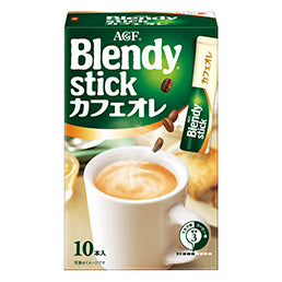 BLENDY CAFE AU LAIT 10 STKS
