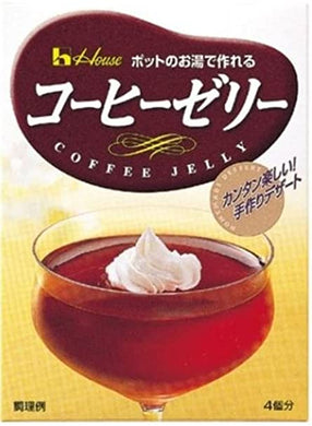HOUSE COFFEE JELLY MIX 60G