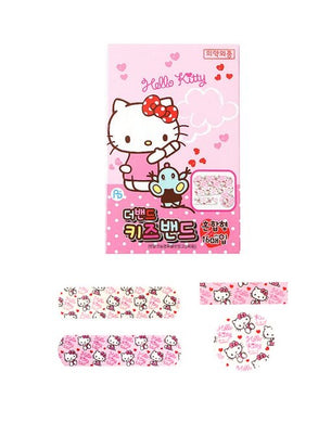 HELLO KITTY BANDAID 16P
