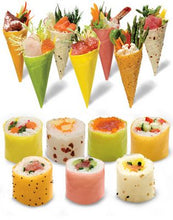 Load image into Gallery viewer, SUSHI PARTY SOY WRAPPER AST
