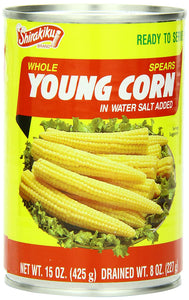 CAN YOUNG CORN