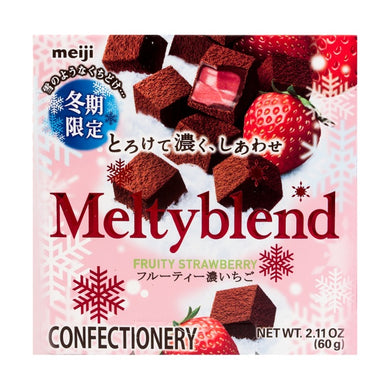 MEIJI MELTY BLEND STRAWBERRY