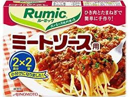 RUMIC ROUX MIX MEAT SAUCE 2.43OZ