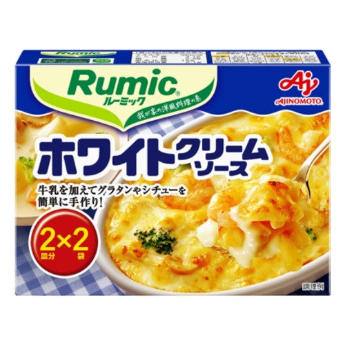 AJINOMOTO RUMIC WHITE CREAM SAUCE 48G