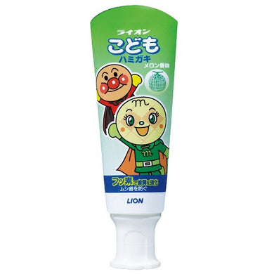 ANPANMAN TOOTH PASTE MELON
