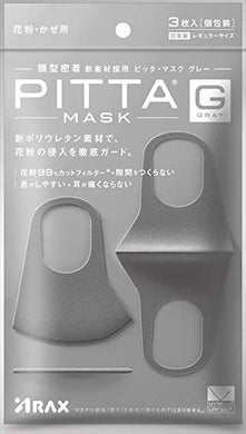 ARAX PITTA MASK GRAY