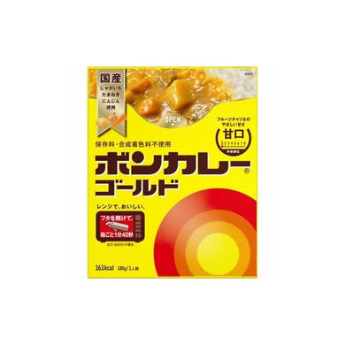 BON CURRY GOLD MILD 180G