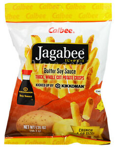 CALBEE JAGABEE BUTTER SOY