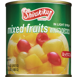 CAN FRUITS MIX NATA DE COCO