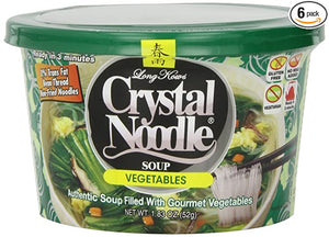 CRYSTAL NDL SOUP VEGE EGG