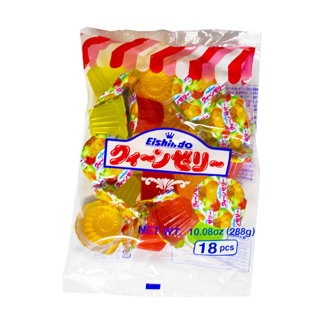 EISHINDO MINI CUP JELLY (18P)