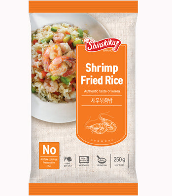 FRIED RICE SHRIMP 250G