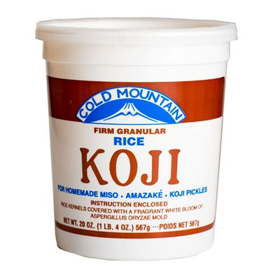 COLD MTN DRY KOJI CUP