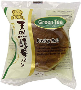 BREAD TENNEN KOUBO GREEN TEA