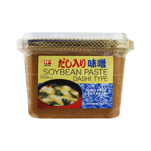 HANAMARUKI SOYBEAN PASTE DASHI TYPE 500G