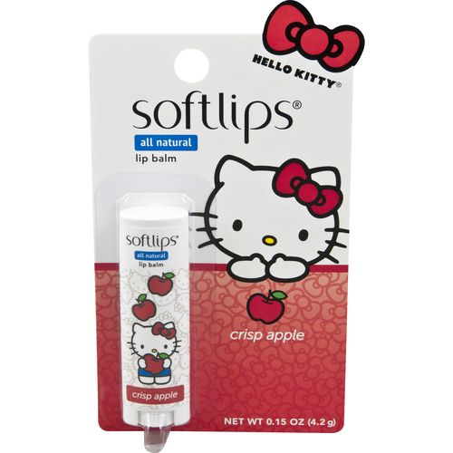 HELLO KITTY SOFTLIPS APPLE