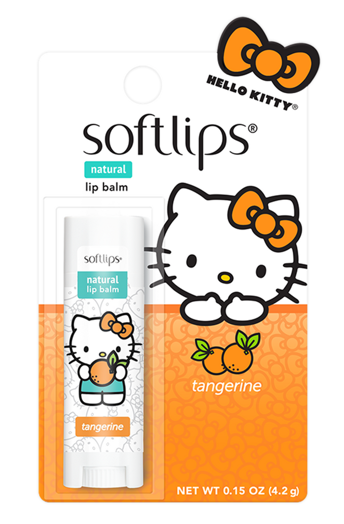 HELLO KITTY SOFTLIP TANGERINE
