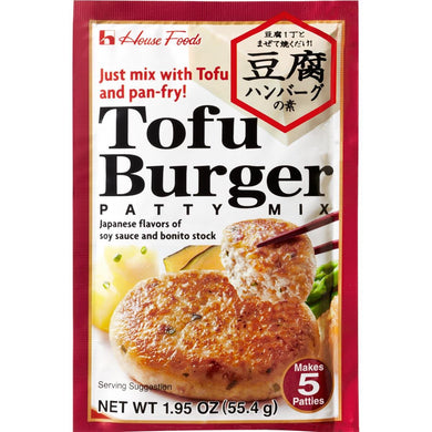 HSE TOFU BURGER PATTY MIX