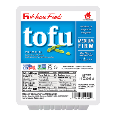 HSE TOFU MED FIRM REG BLUE