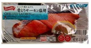 SK SEA SALT GRILLED SALMON