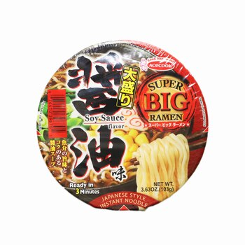 SUPER BIG RAMEN SOYSAUCE 3.63OZ
