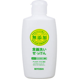 MIYOSHI MUTENKA NON ADDITIVE DISH SOAP