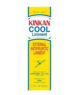 KINKAN COOL EXTERNAL ANTIPRURITIC LINIMENT