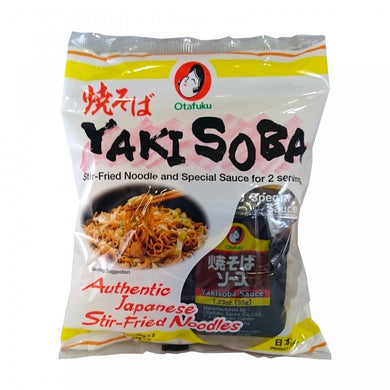 OTAFUKU YAKISOBA 2SERVING WITH SAUCE