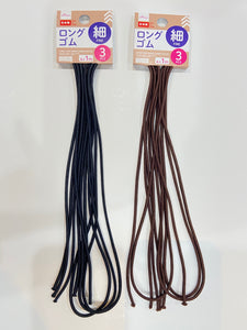 LONG HAIR BAND 3PCS