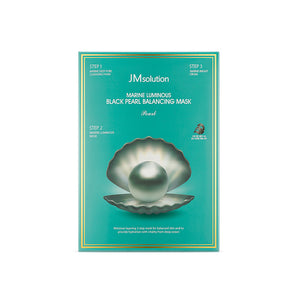 JM SOLUTION MARINE LUMINOUS PEARL DEEP MASK 10P