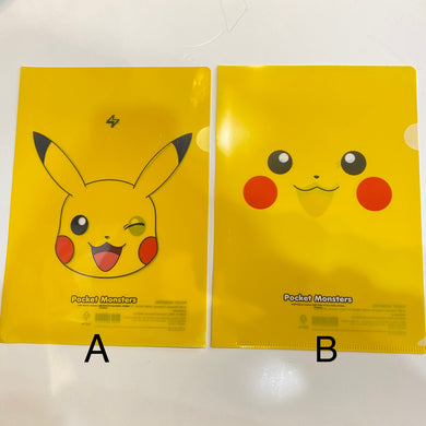 POKEMON HOLDER FILE