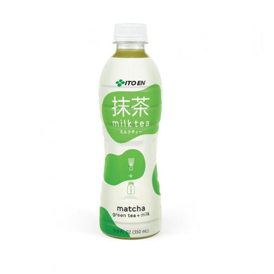 ITOEN MATCHA MILK TEA11.8OZ