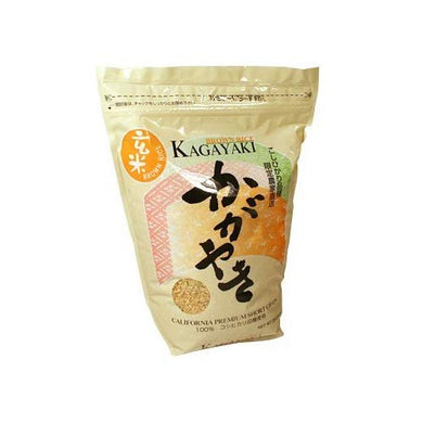 KAGAYAKI BROWN RICE 4.4LB
