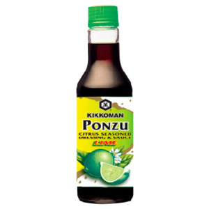 KKM PONZU-LIME 10OZ