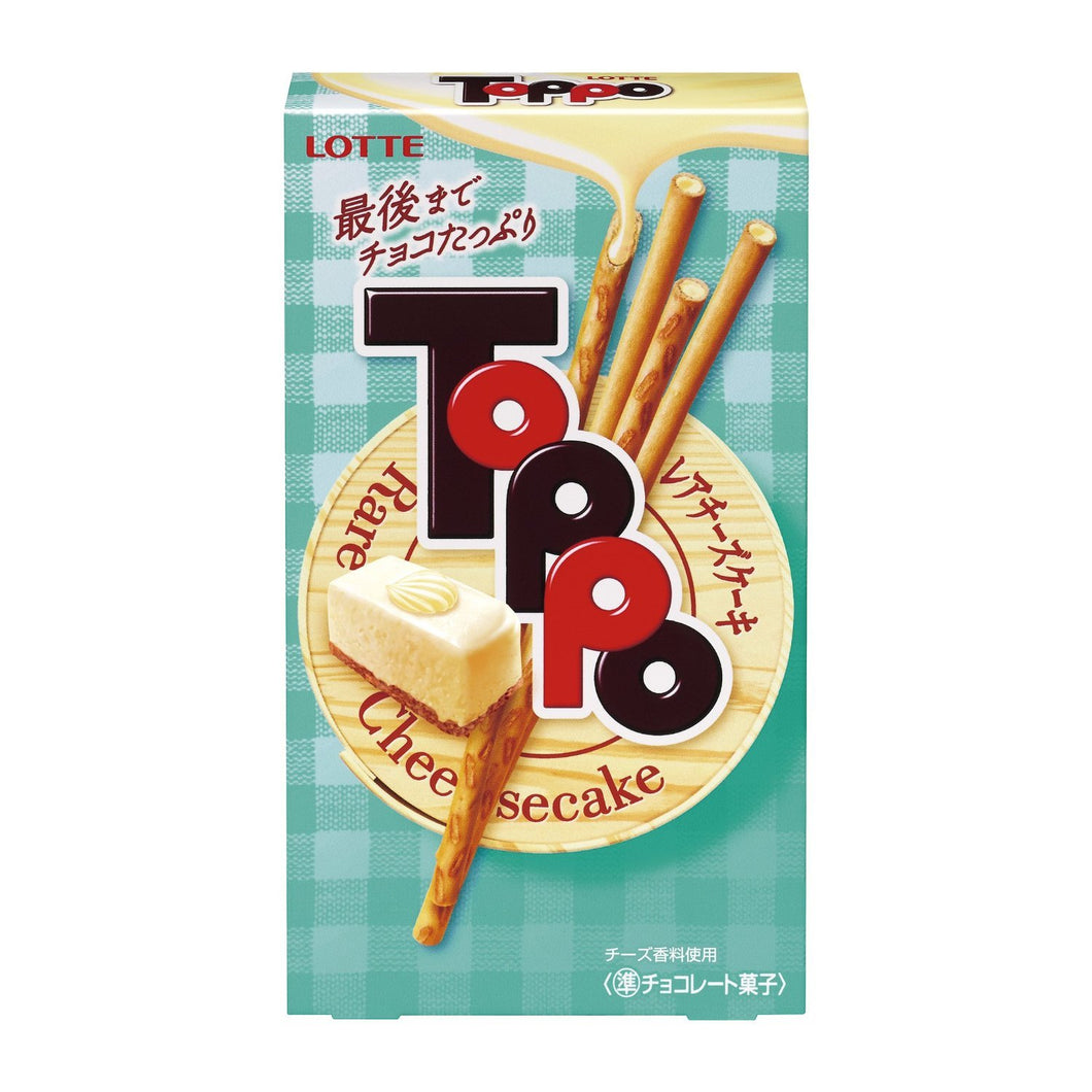 LOTTE TOPPO CHEESE TART