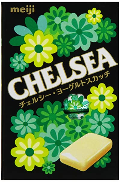 MEIJI CANDY CHELSEA YOGURT SCHOTCH 1.76OZ