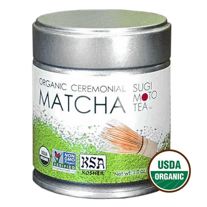 SUGIMOTO TEA MATCHA CEREMONIAL