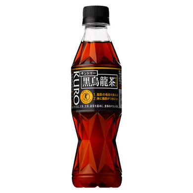 SUNTORY BLACK OOLONG TEA