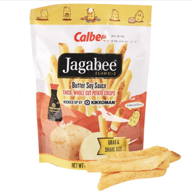 CALBEE JAGABEE BUTTER SOY SCE 4 OZ