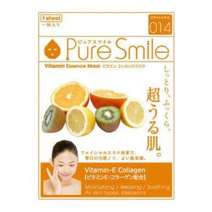 PURE SMILE FACE MASK VITAMIN
