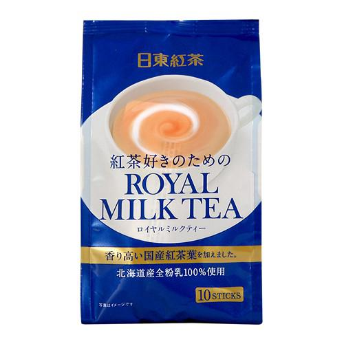 NITTO ROYAL MILK TEA 10 STKS