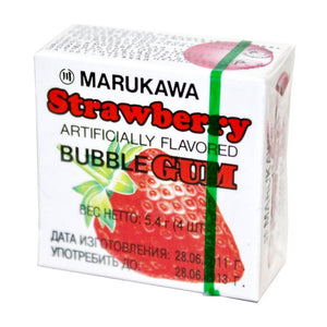 MARUKAWA STRAWBERRU GUM