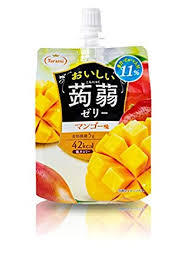 TARAMI JELLY DRINK MANGO 150G