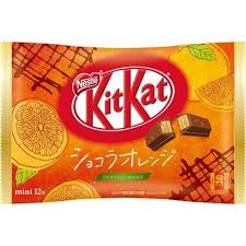 KIT KAT MINI CHOCOLATE ORANGE